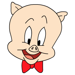 Porky icons, free icons in Looney Tunes, (Icon Search Engine).