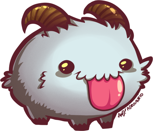 Download Poro PNG Clipart.