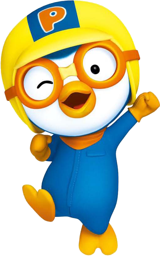 Penguin character, Pororo.