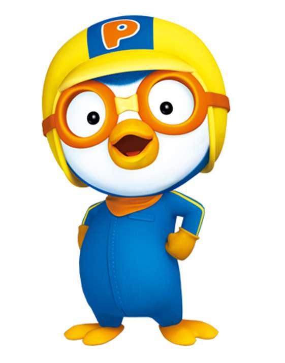 Pororo the Little (Korean) Penguin!.