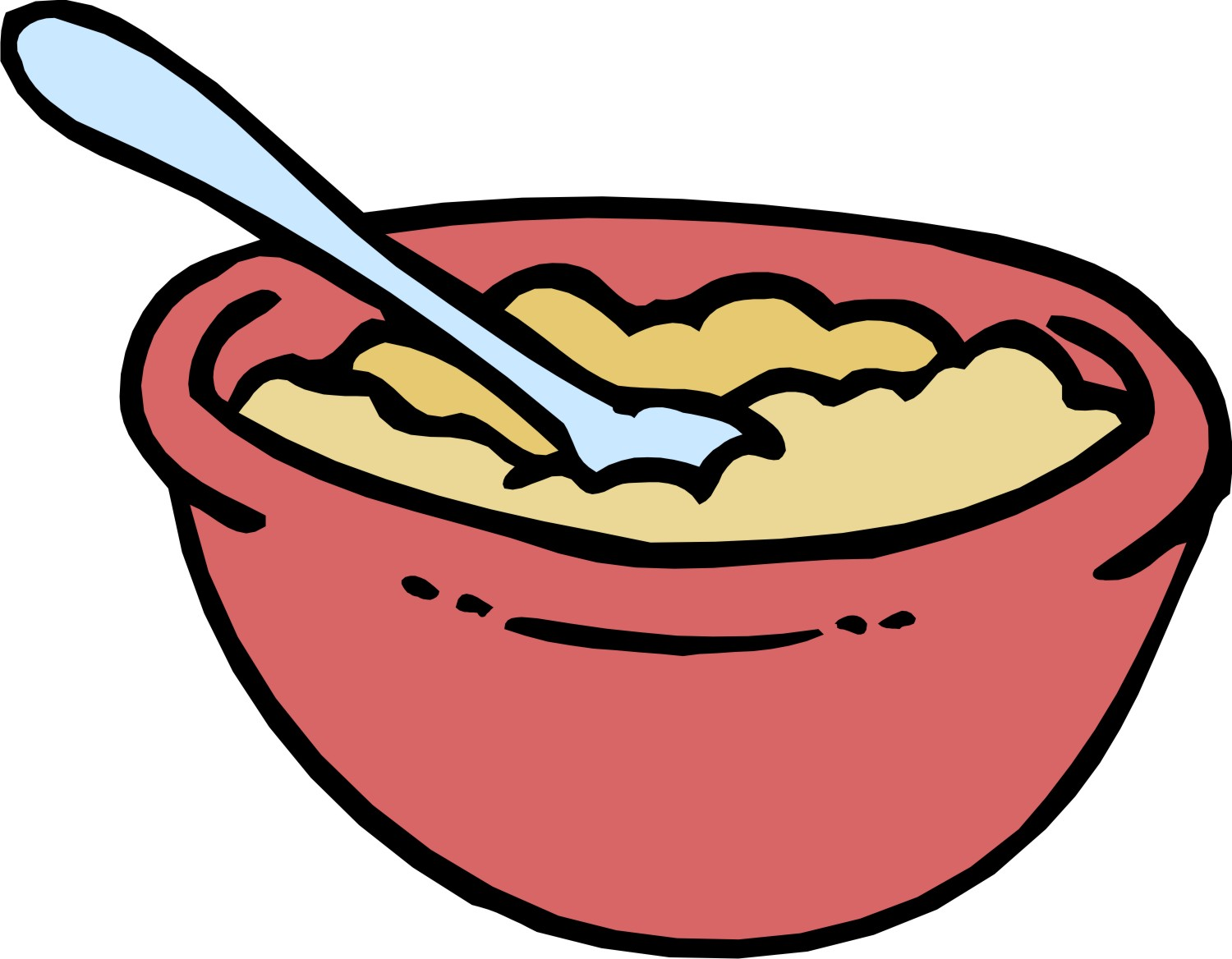 14 cliparts for free. Download Bowl clipart porridge and use.