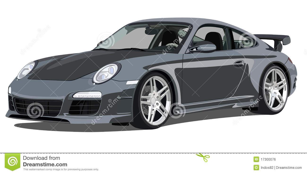 Porsche 911 clipart 1 » Clipart Station.