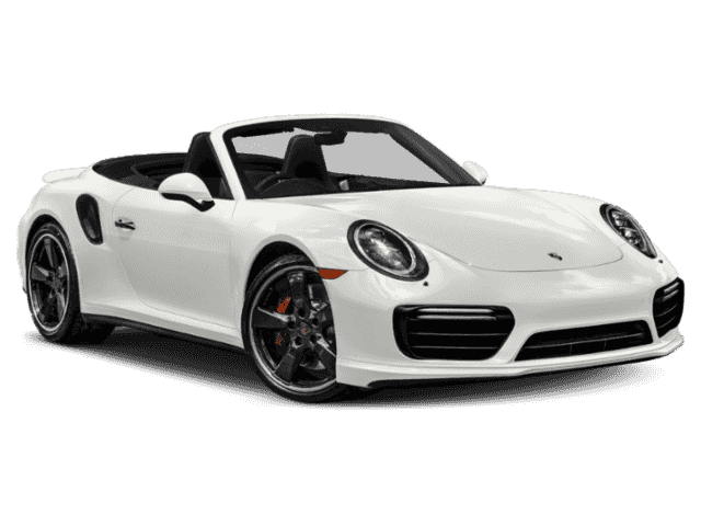 New 2019 Porsche 911 Turbo.