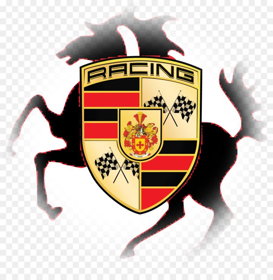 Porsche Logo clipart.