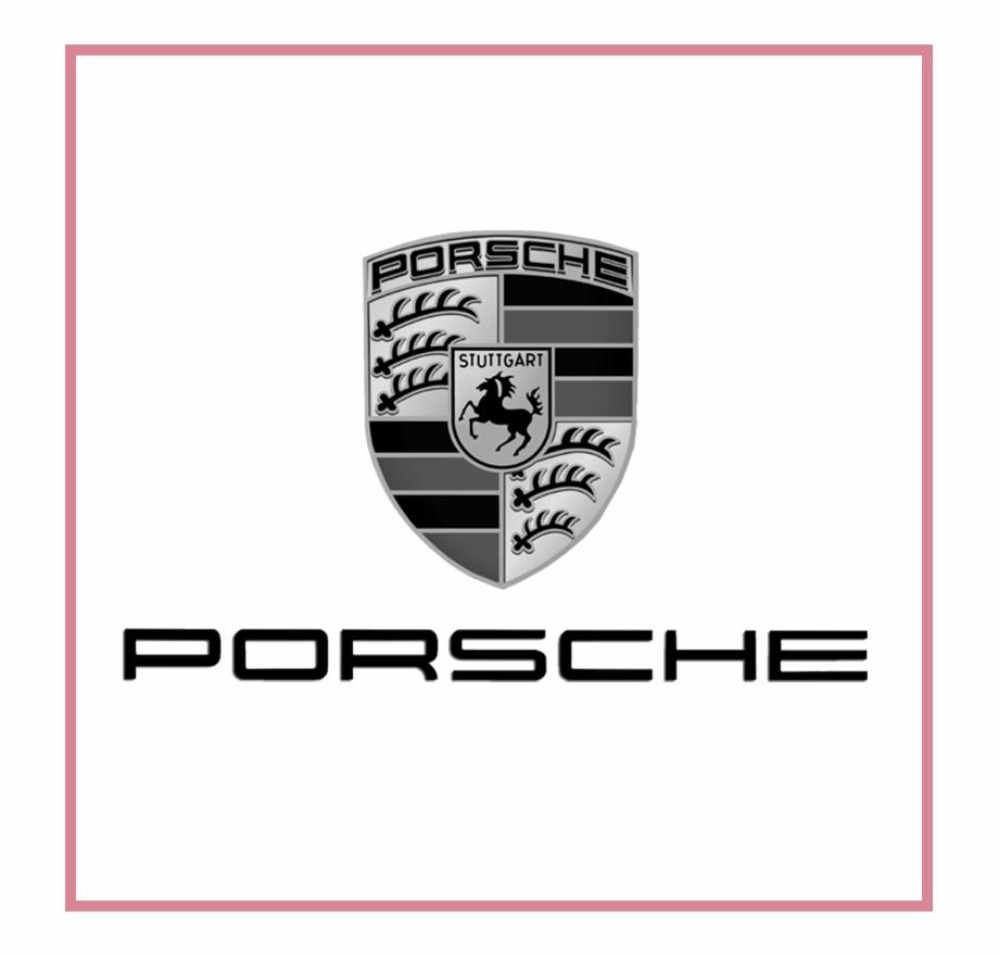 Logo Template Porsche Porsche Logo Bw.