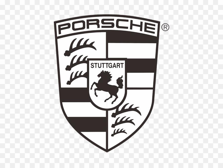 Porsche Logo Vector PNG Porsche Car Clipart download.