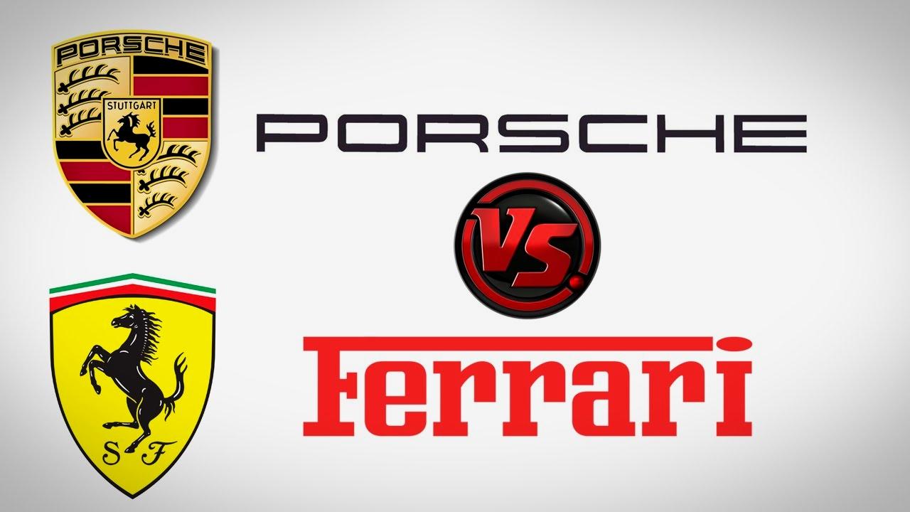 Ferrari F430 Vs. Porsche 997 RSR Upgrade Conversion Patch.