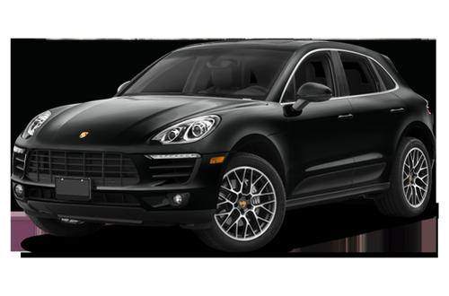 2016 Porsche Macan.