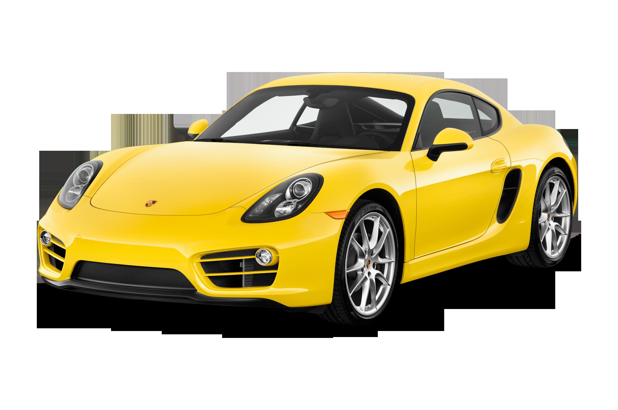 Porsche PNG Image.