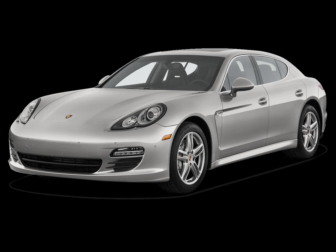 Panamera Porsche transparent PNG.