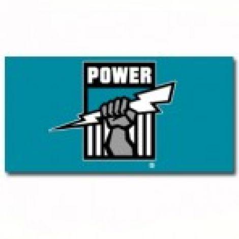AFL Teams :: Port Adelaide Power :: Port Adelaide Power Flag Pole Flag.