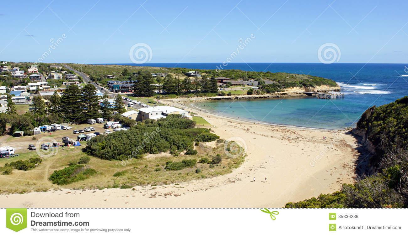 Port Campbell, Great Ocean Road, Australia Royalty Free Stock.