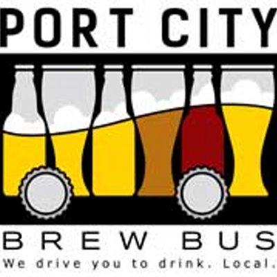 Port City Brew Bus (@portcitybrewbus).