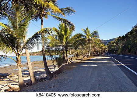 Stock Image of Cairns.