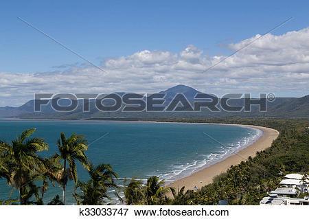 Picture of Trinity Bay lookout in Port Douglas, Queensland.