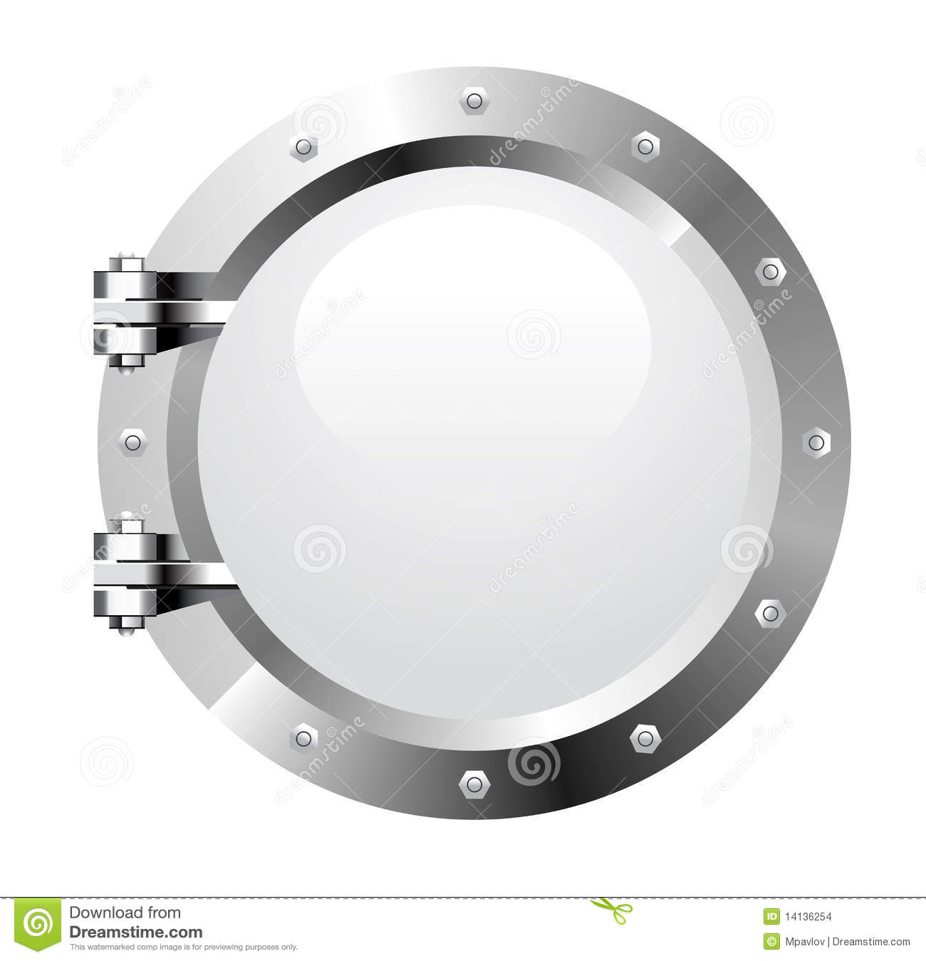 Porthole Stock Illustrations.