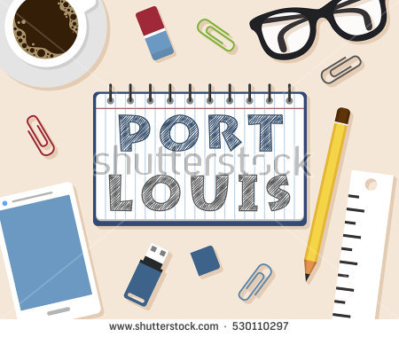 Port Louis Mauritius Stock Vectors, Images & Vector Art.