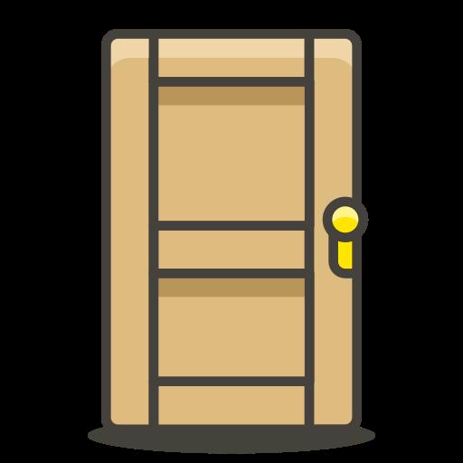 ícone Porta Livre de 780 Free Vector Emoji.