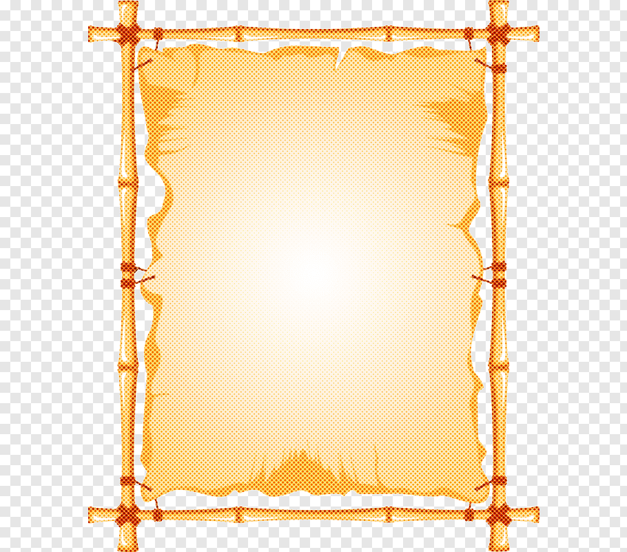 Background Yellow Frame, Picture Frames, BORDERS AND FRAMES.