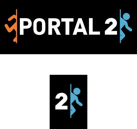 Portal 2 Logo Png (107+ images in Collection) Page 2.