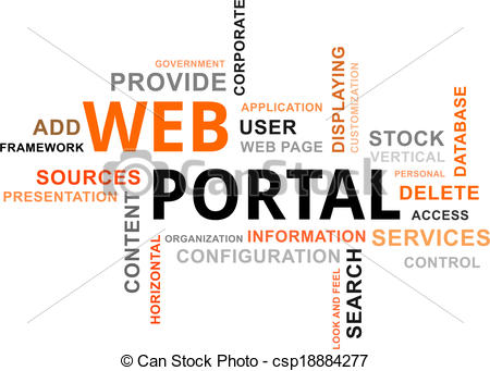 Clip Art Web Portal Clipart.