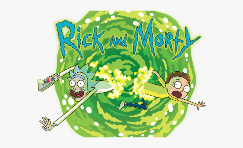Portal Clipart Rick And Morty.