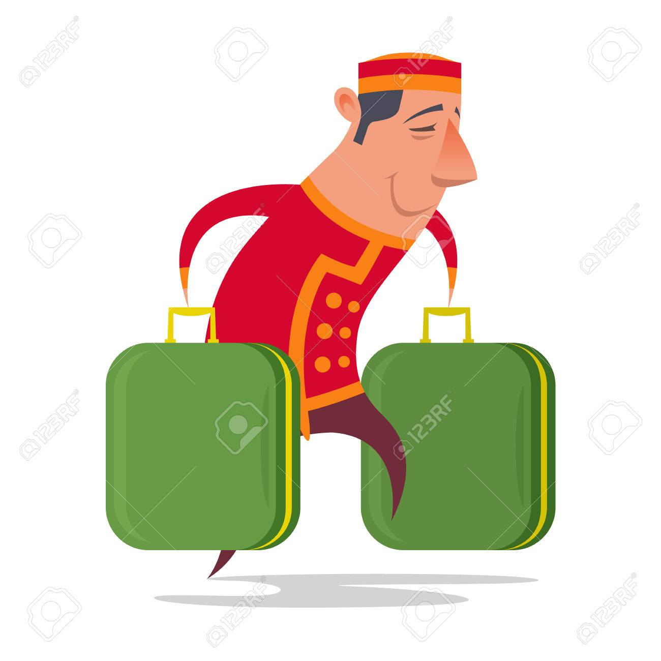Free Luggage Clipart porter, Download Free Clip Art on Owips.com.