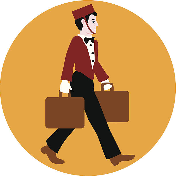 Free Luggage Clipart hotel porter, Download Free Clip Art on.