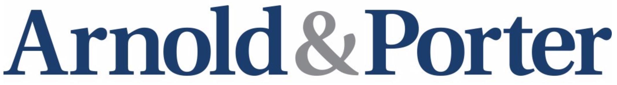 File:Arnold & Porter logo.png.