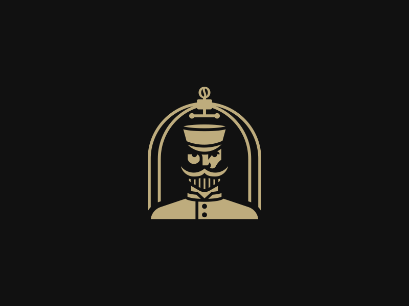 Porter Coffee Logo by Stefan Kitanović on Dribbble.