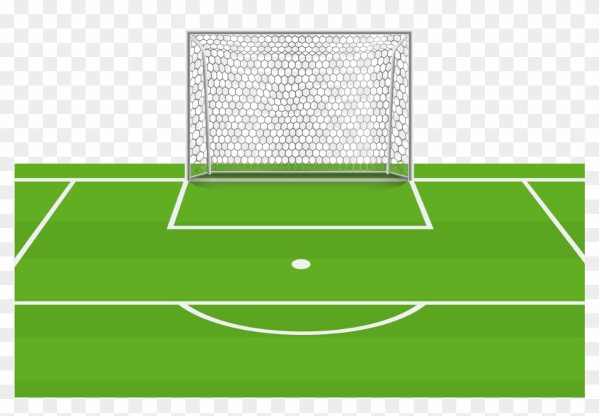 Football Goal Png.
