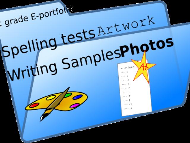 Folder clipart e portfolio, Folder e portfolio Transparent.