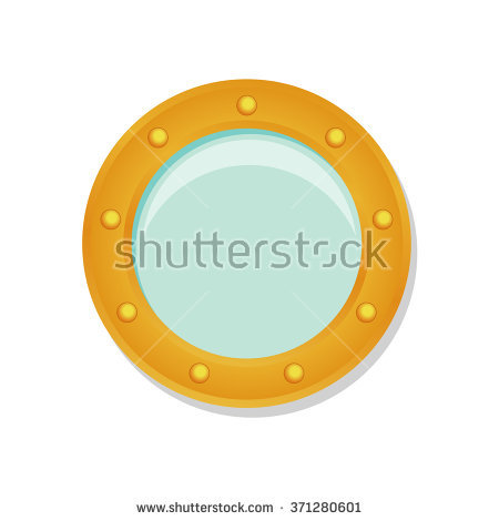 Porthole Stock Images, Royalty.