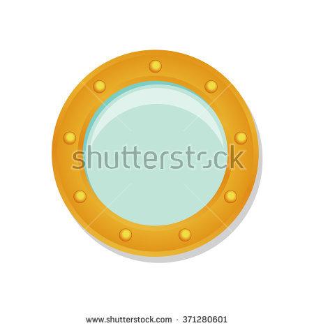 Porthole Stock Images, Royalty.