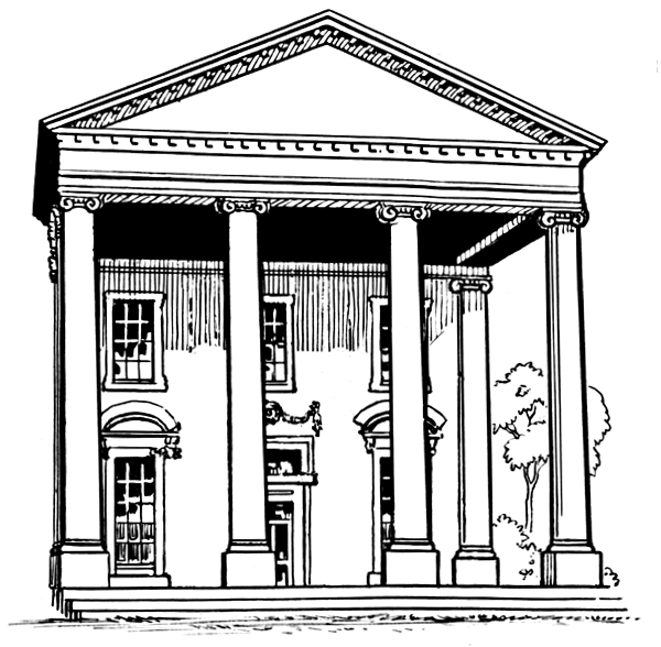 Free Portico Clipart, 1 page of free to use images.