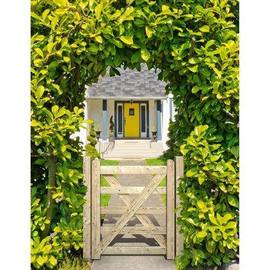 1000+ ideas about Portillon Bois on Pinterest.