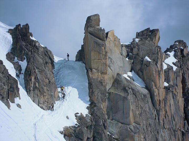 Portillon Superior : Photos, Diagrams & Topos : SummitPost.