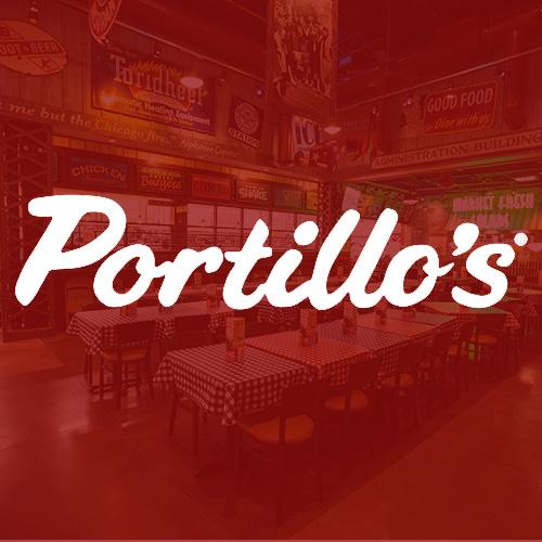 Portillo\'s.