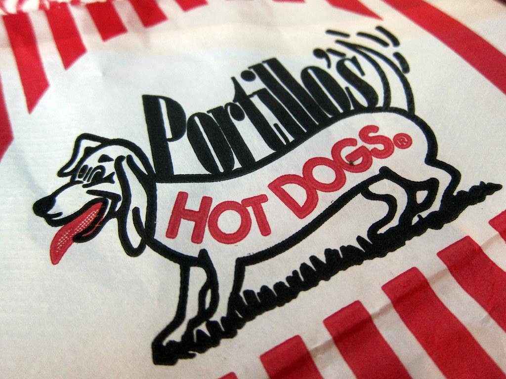 Portillo\'s Hot Dogs.