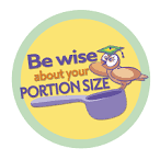 Food portion clipart.
