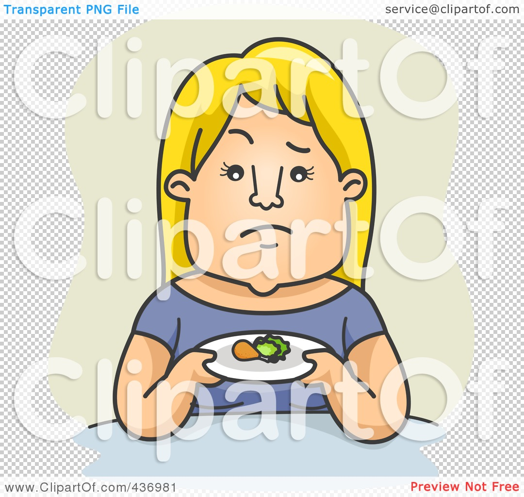 Small Portions Food Clipart.