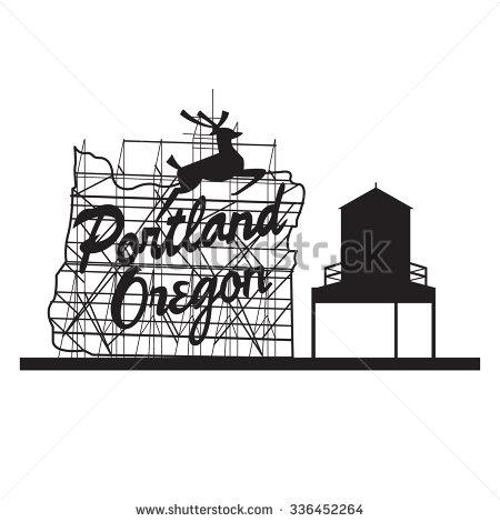 Clipart stores portland oregon.