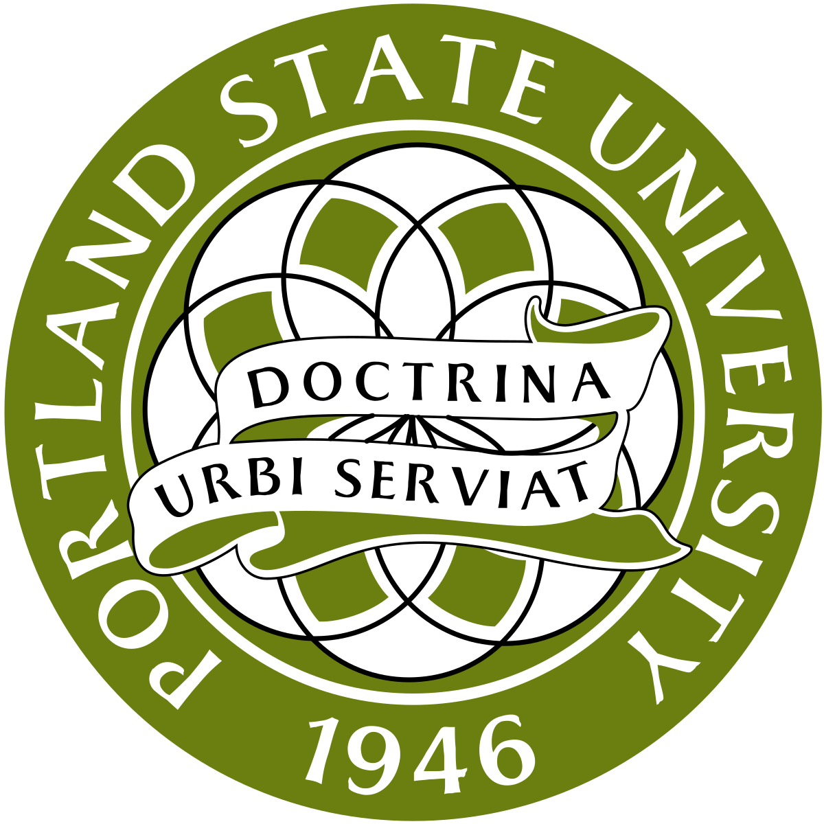 Portland State University.