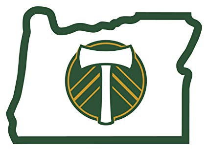 Amazon.com: Portland Timbers Sticker Oregon Sticker Vinyl.