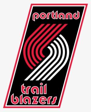 Portland Trail Blazers Logo PNG, Transparent Portland Trail.