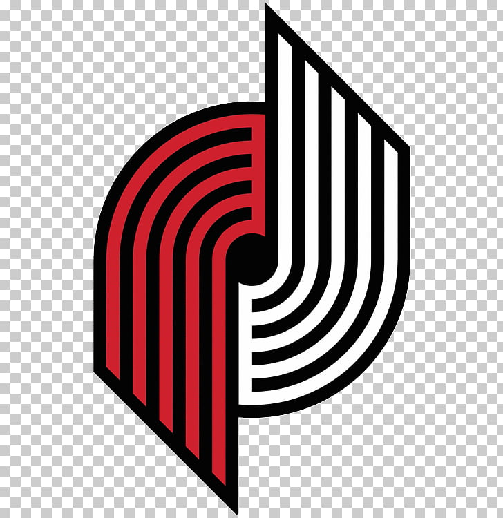 Portland Trail Blazers Logo NBA, portlandtrailblazers PNG.