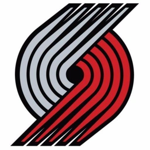 Here is the new Portland Trail Blazers logo.