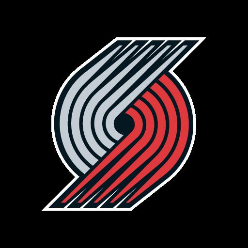 Portland Trail Blazers logo in vector format (AI, EPS, SVG.