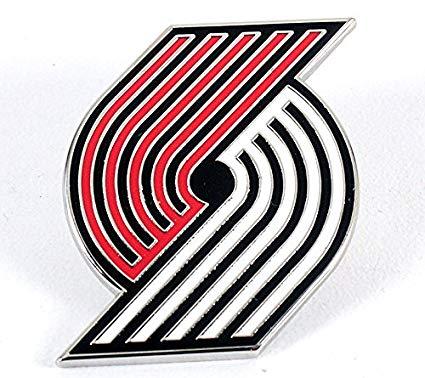 aminco Portland Trail Blazers Logo Pin..