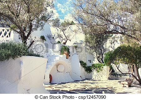 Stock Photographs of House.